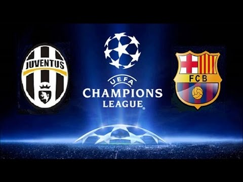 Juventus Versus Barcelona Champions League Final Dipo Writes